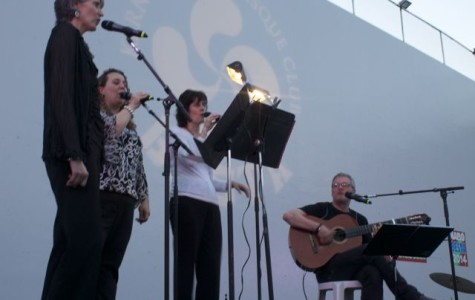 Bakersfield Basque Accordion Festival 2014