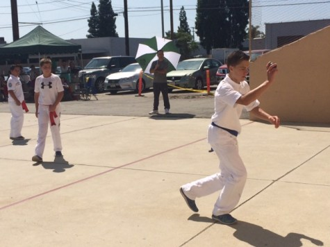 NABO Pilota Finals in Chino, Calif.
