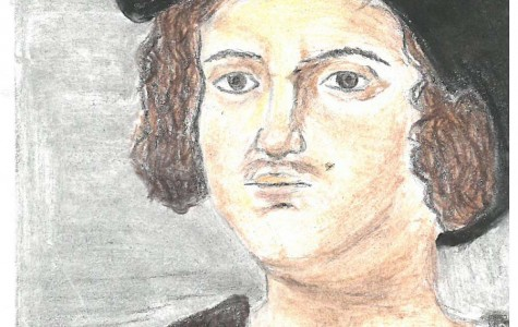 Columbus, also known as Colón, might have been Basque