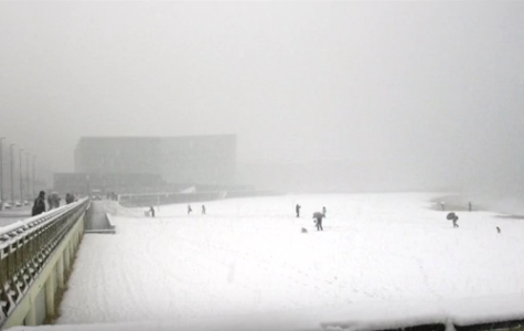 Donosti in the Winter
