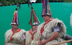 Iturengo Joaldunak bring old tradition to Smithsonian Festival