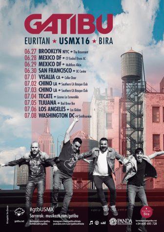 Gatibu concert tour schedule