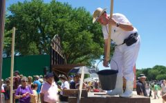 Ancient Basque Salt Production featured at Smithsonian Folklife Festival