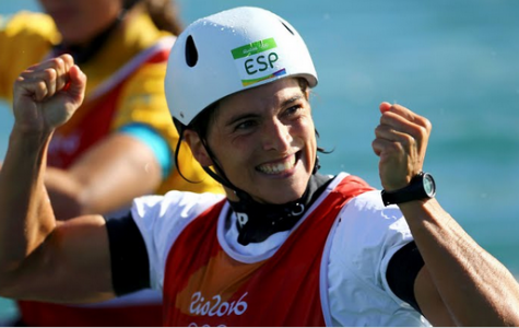 Basque kayaker wins a gold medal in 2016 Rio Olympics