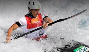 Rio is Chourraut's third Olympics.
