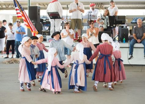 San Francisco Basques to celebrate Nafarroa