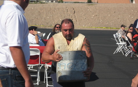 Elko Stone Lifter Helps Carry on Basque Sporting Tradition