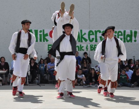 People of Kern County Basque Festival 2017