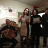 Basque language students learn songs at the Basque Museum