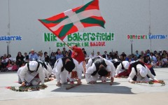 Bakersfield Basque festival tops the list in California