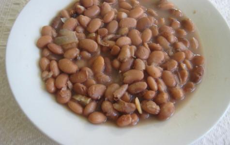 Recipes for Basque beans