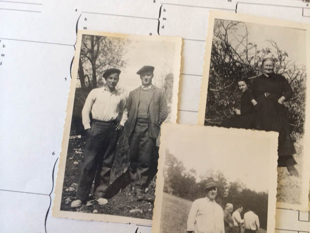 Old photos are keys to your family tree.