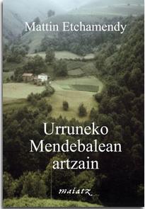 A book on the sheepherding life by Mattin Etchamendy