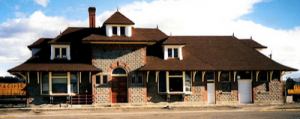 Renovated Ontario Train Depot is now the headquarters for the Ontario Basque Club