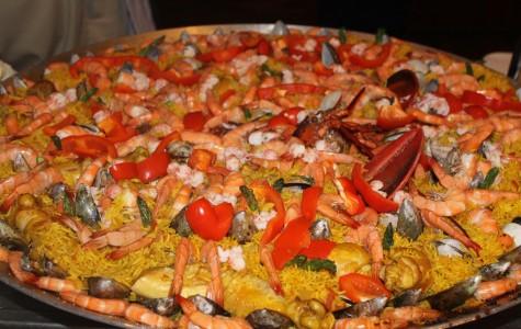 Paella de Vera Cruz — easy and quick
