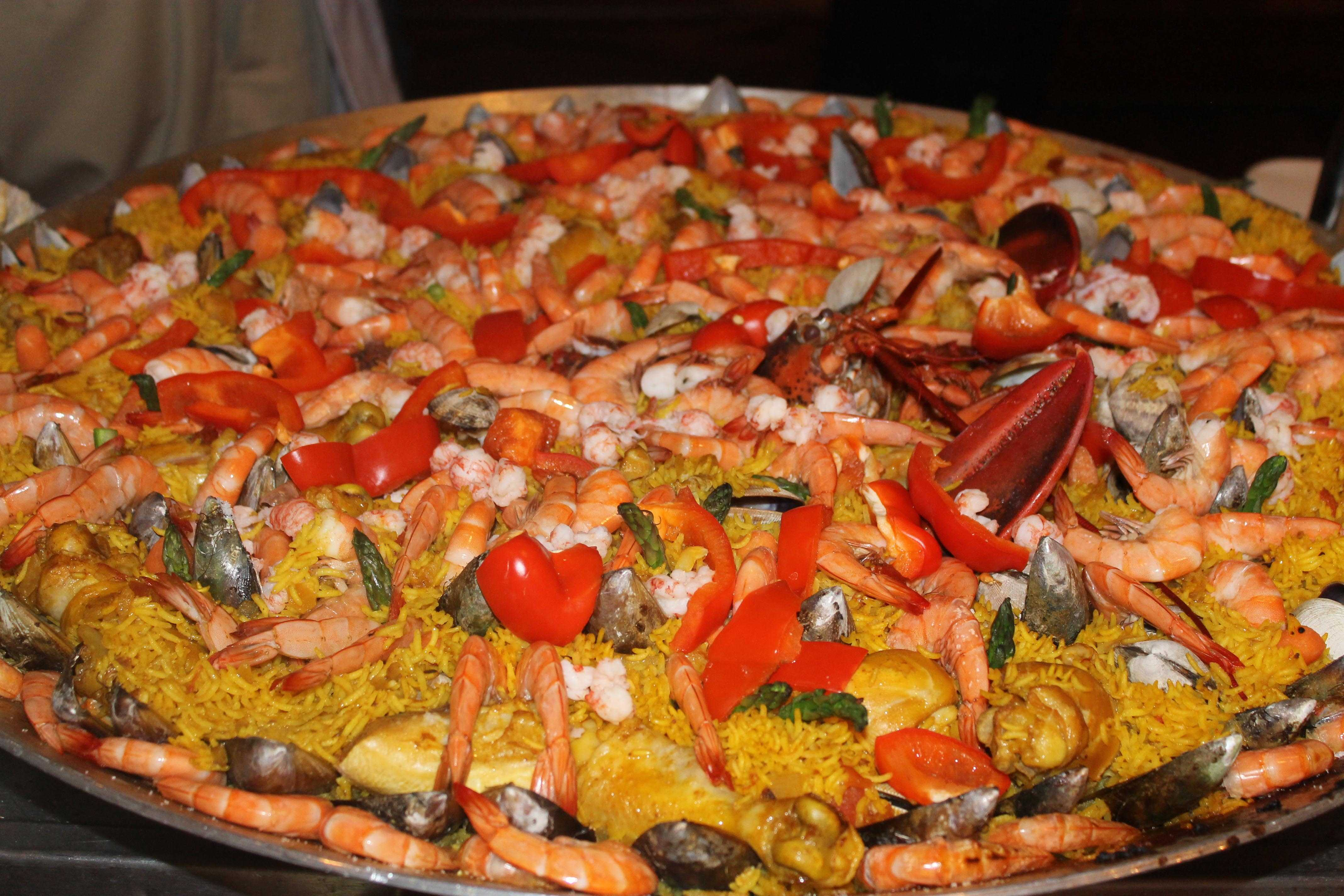Paella is quicker and simpler than you thought.