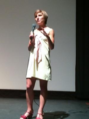 Filmmaker Emily Lobsenz in Boise