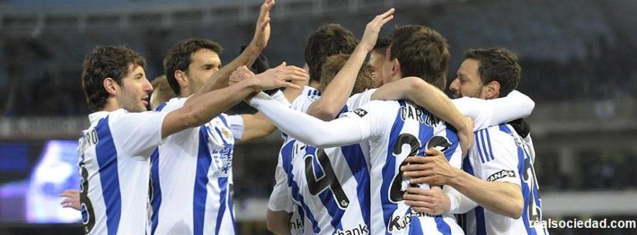The+Real+Sociedad+team