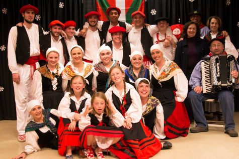 Basque Country musicians liven 2016 Chino Basque Festival