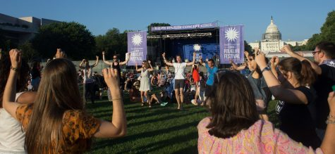 Dancing the Jota on the National Mall