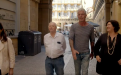 Anthony Bourdain: Champion of Basque culture and cuisine