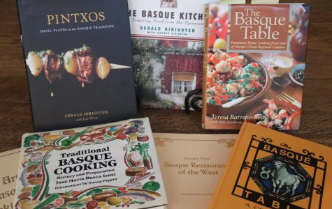 Top Basque Cookbooks in English