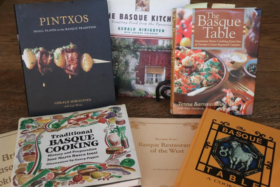 The Basque Table: Passionate Home Cooking from One of Europes Great Regional Cuisines