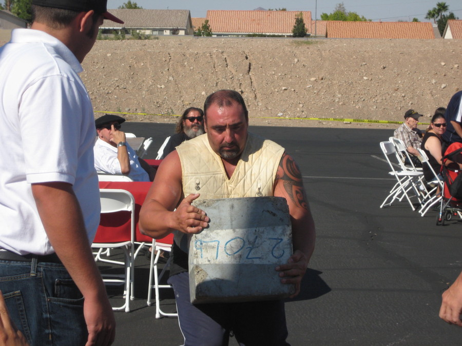 Elko Stone Lifter Helps Carry on Basque Sporting Tradition – Euskal