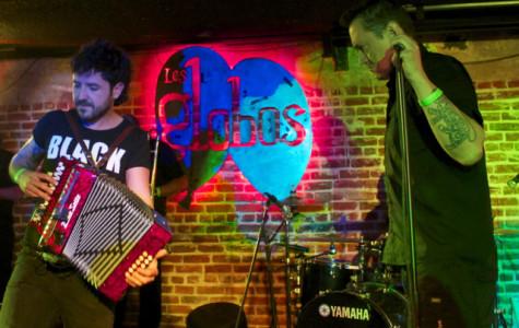 Basque musician Fermin Muguruza in the U.S.